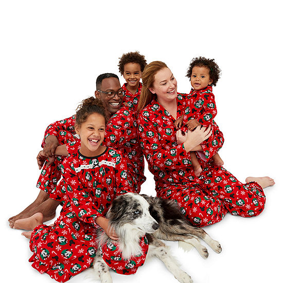 Mickey Mouse Family PJs