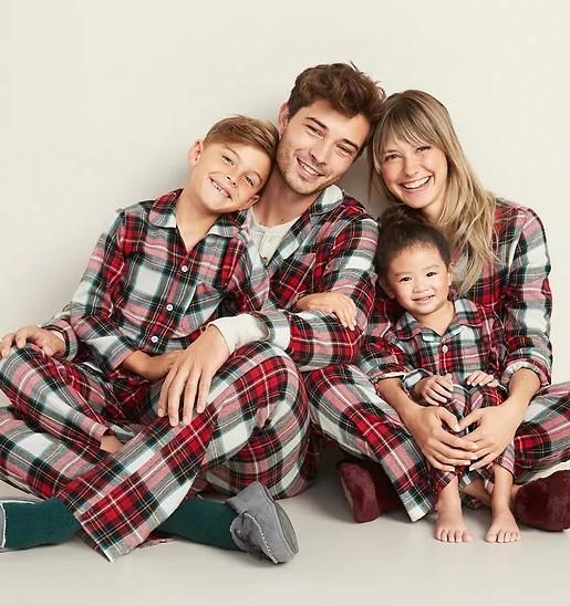 Twill family pjs