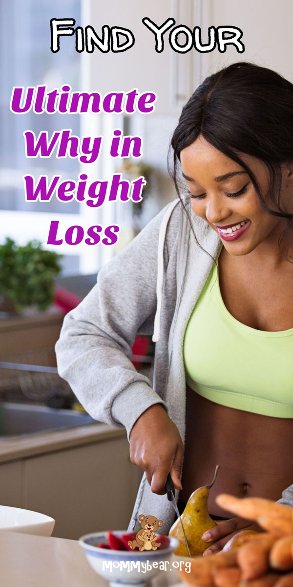 Lose Weight to Be Healthy