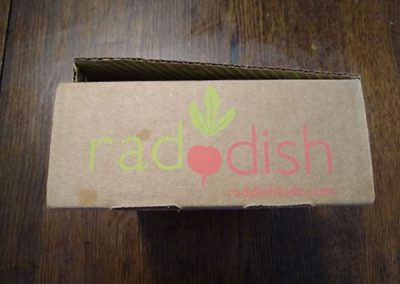 Raddish Kids Monthly Subscription Box