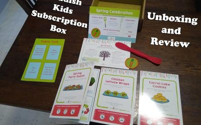 Raddish Kids Review: Making Monthly Memories