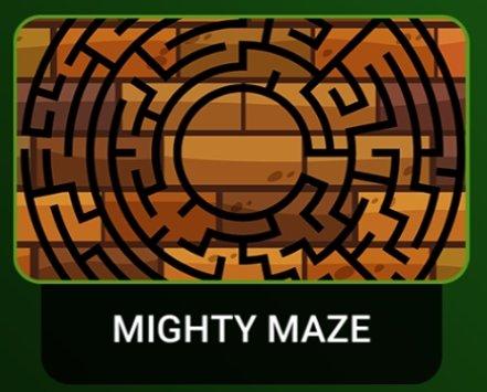 Mighty Maze