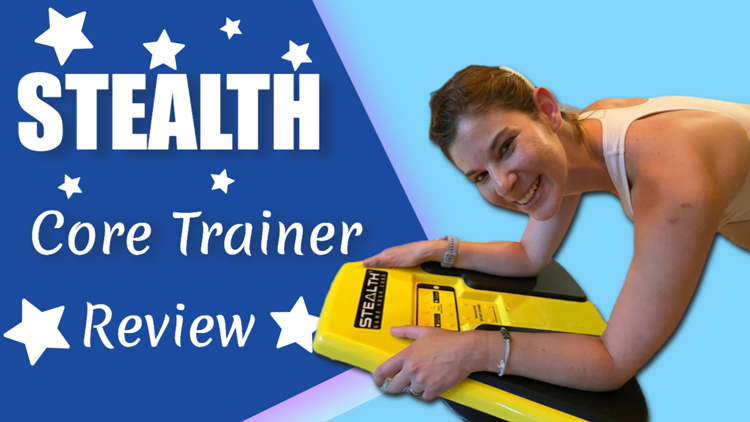 STEALTH Core Trainer: Dynamic Plank Board Review