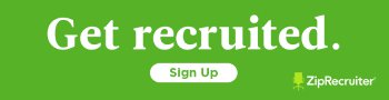 Get Recruited on Ziprecruiter