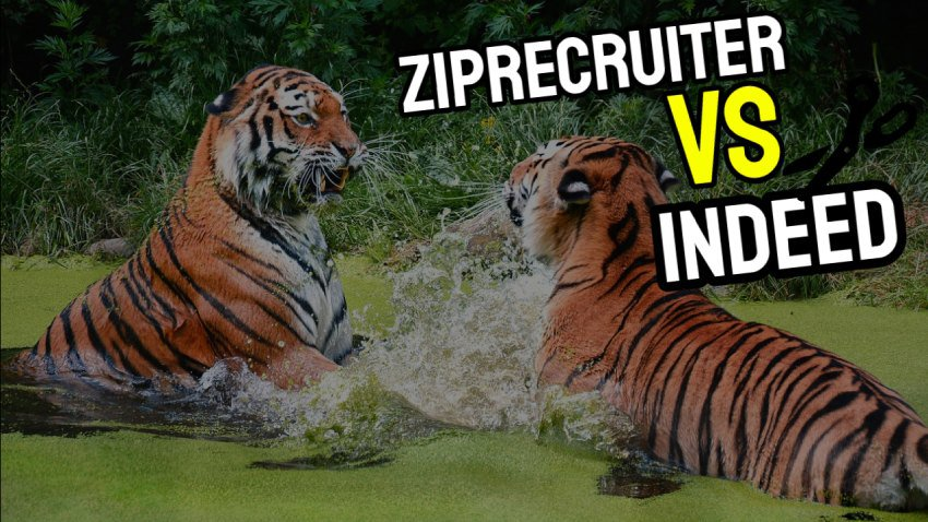 ZipRecruiter vs Indeed: Which Job Site is Better