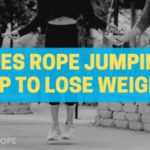 Does rope jumping help lose weight