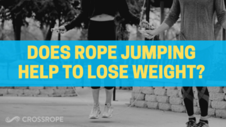 Does Rope Jumping Help to Lose Weight?