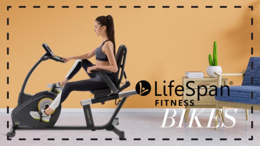 LifeSpan Fitness Bikes