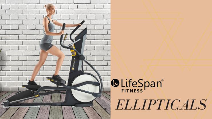 LifeSpan Fitness Ellipticals