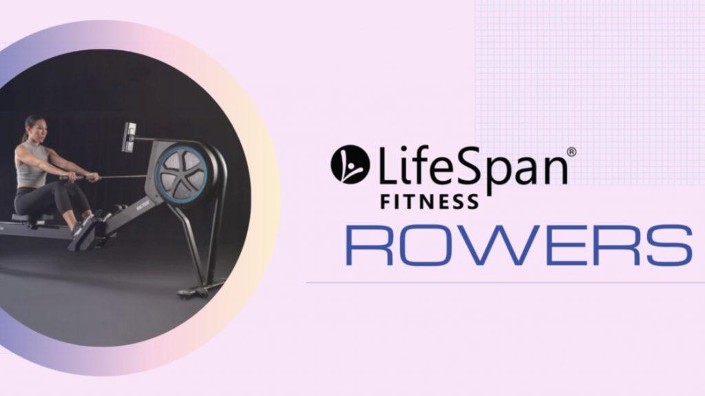 LifeSpan Fitness Rowers