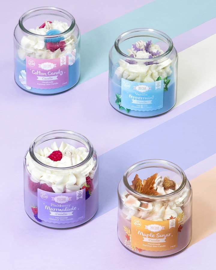 Nectar Bath Treat Candles