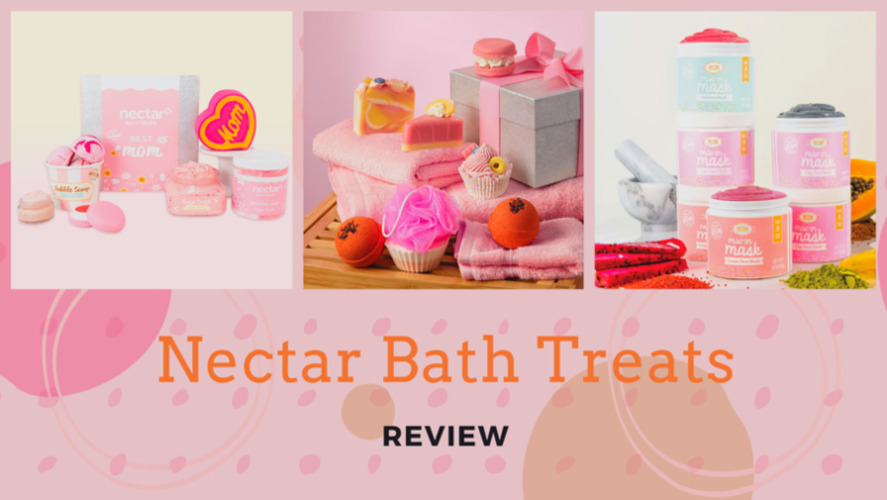 Nectar Bath Treats Review: Relax, But Don't Eat