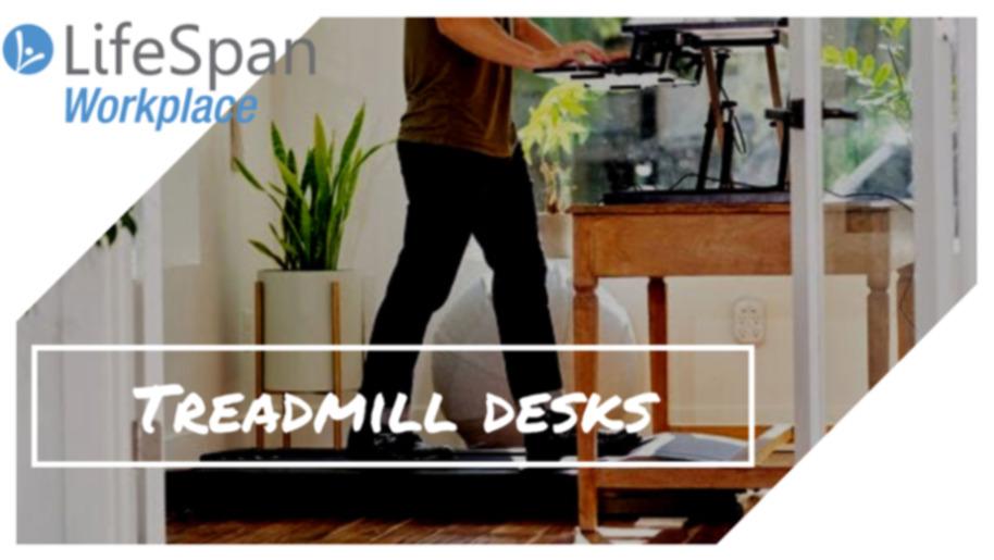 Workplace Treadmill Desks