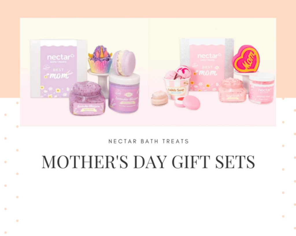 mothers day bath gifts