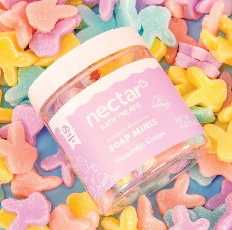 Nectar Bath Treats Soap Minis
