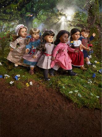 American Girl Dolls Historic Characters