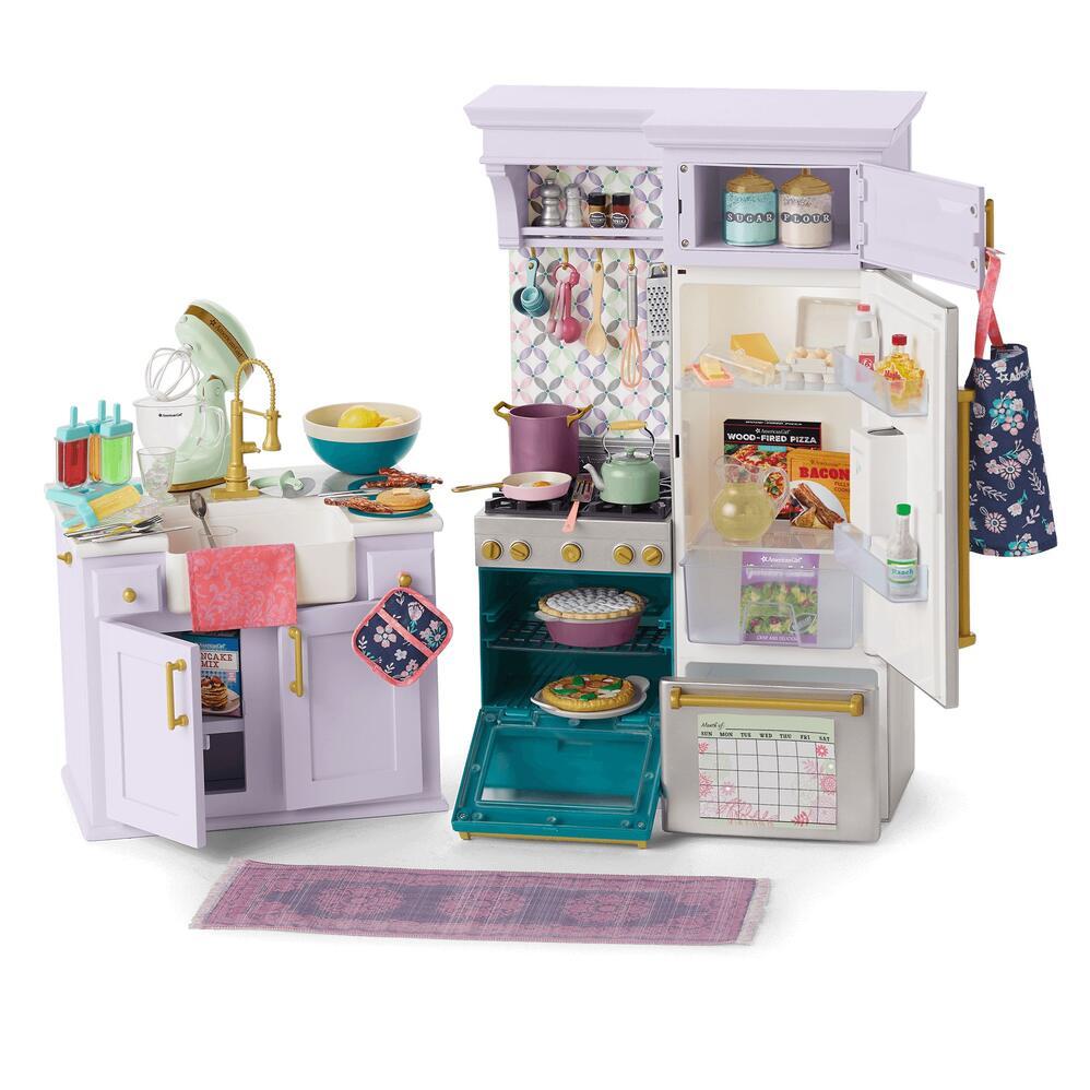 American Girls Kitchen Playset