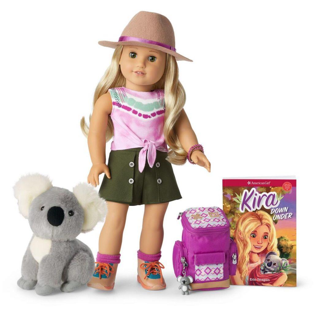 American girl Kira