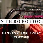Anthropologie Header