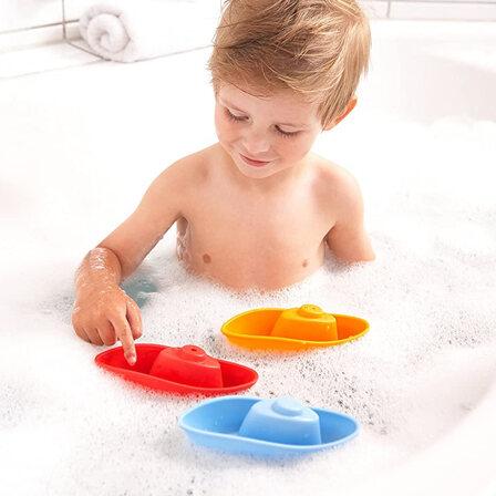Bath Toy - Stacking Ship Set