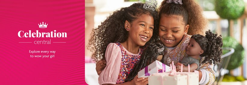Celebrate with American Girl