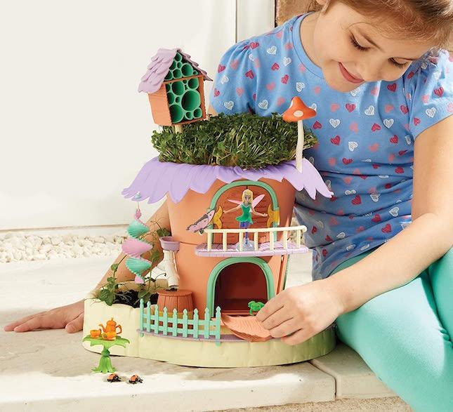 Dolls- My Fairy Garden Nature Cottage