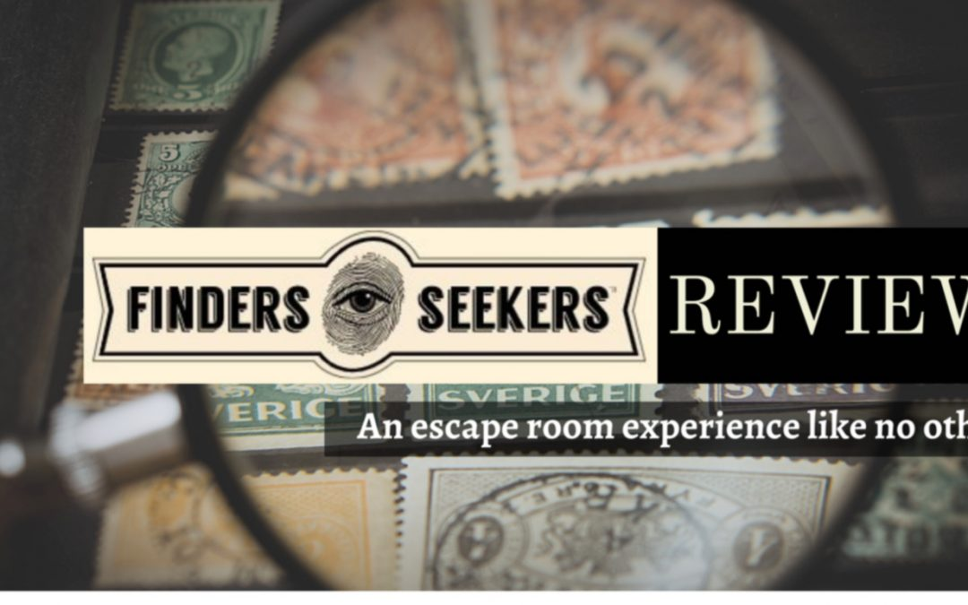 Here's Why Finders Seekers is the Best