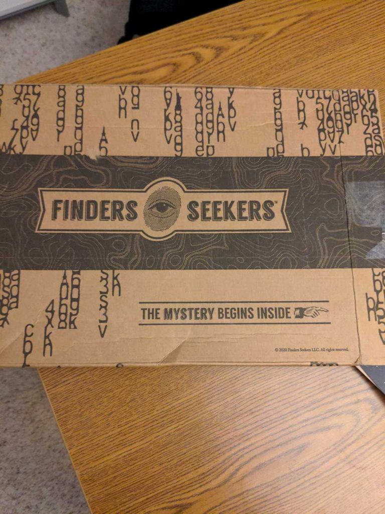Finders Seekers Subscription Box