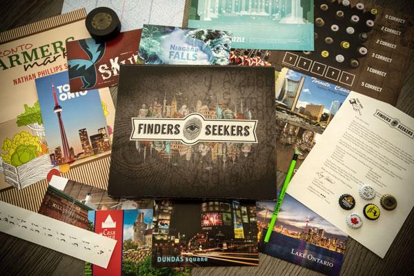 Finders Seekers toronto