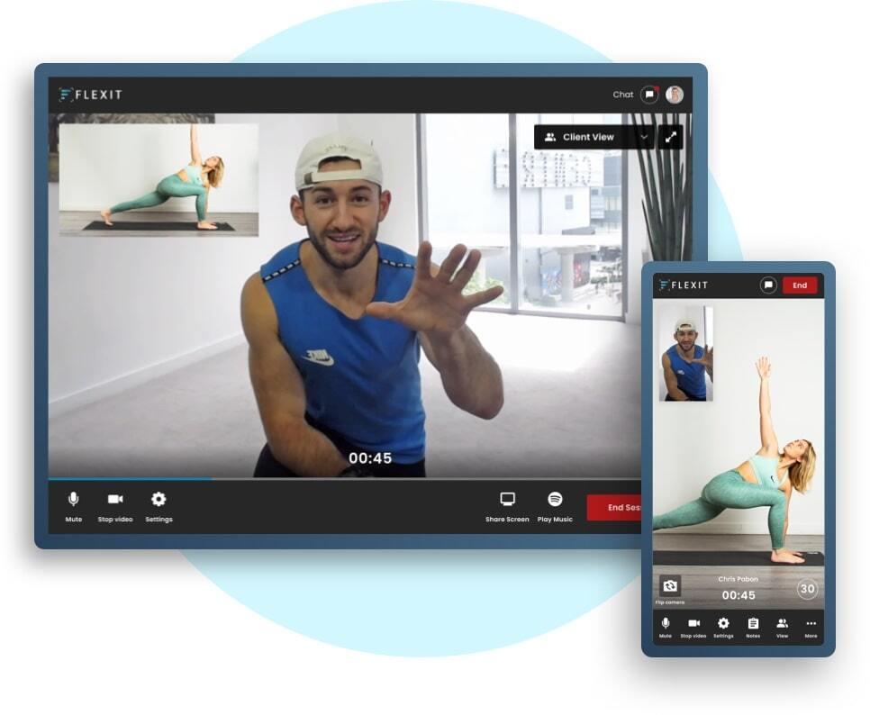 FlexIt-FitnessTraining-Session