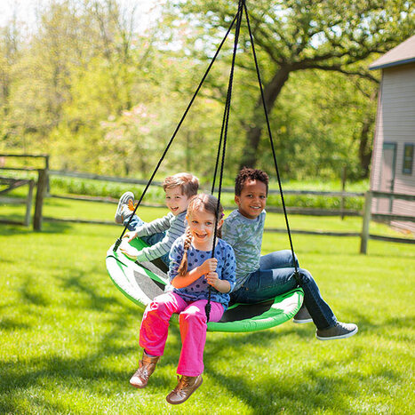 Outdoor Toys-Swing-A-Ring - Large