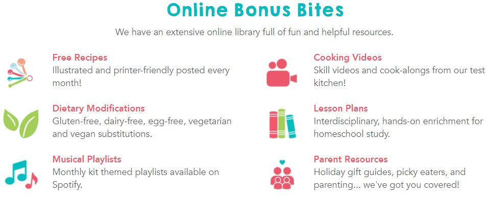 Raddish Kids Benefits