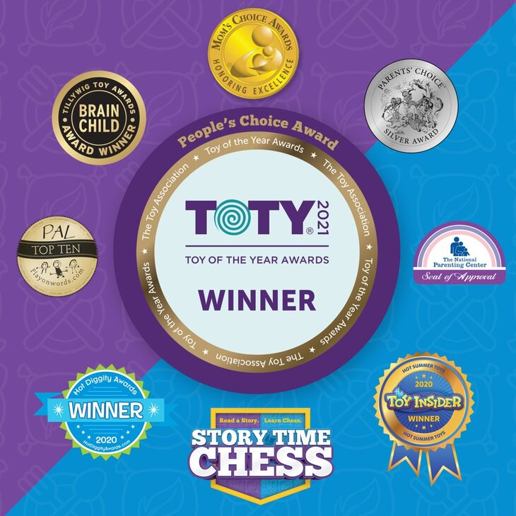 Story Time Chess Awards