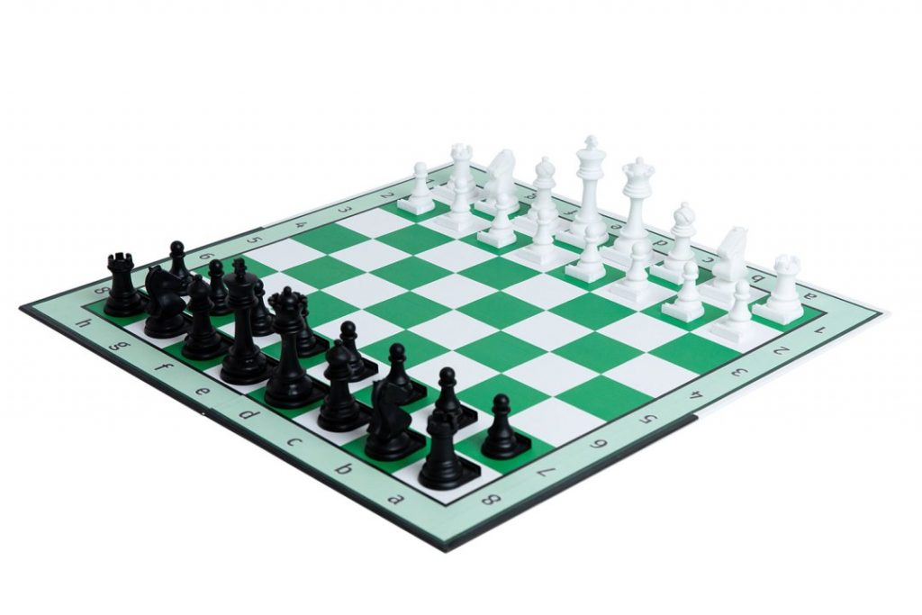 Story Time Chess Board