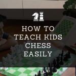 Teach Kids Chess Header