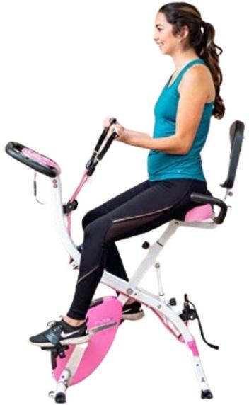 Pleny Exercise Bike w Model