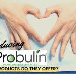 Probulin Review Header