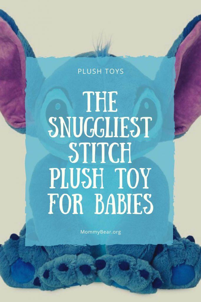 Stitch Baby Plush