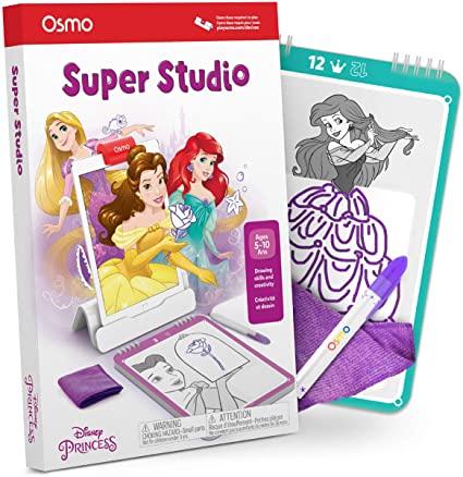 Disney Princess Osmo Game
