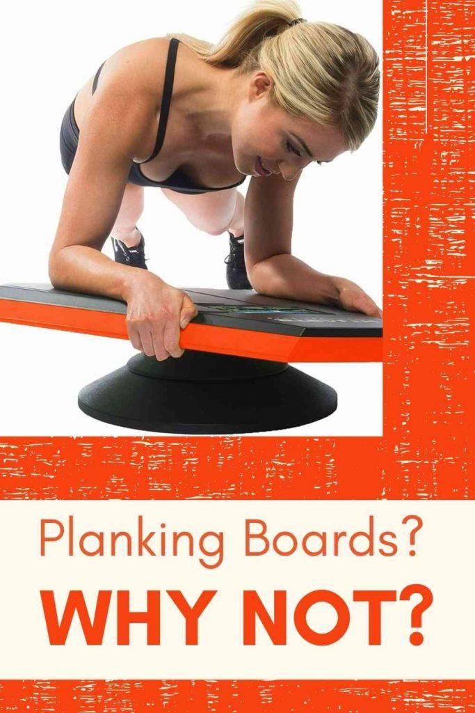 Plank Board Pin 1