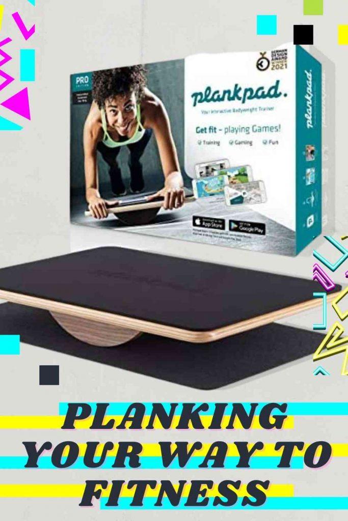 Plank Board Pin 8