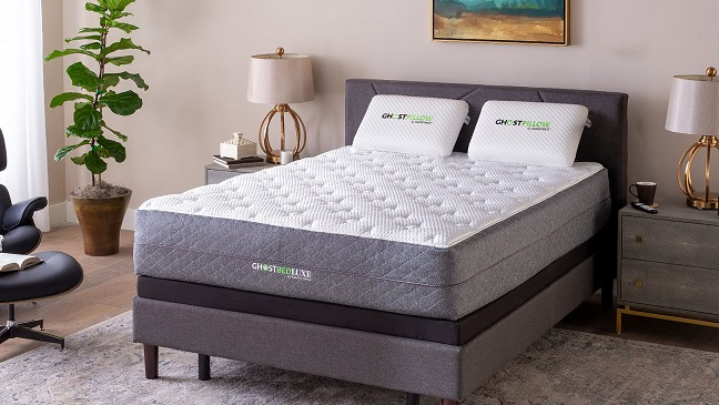GhostBed Review Bed