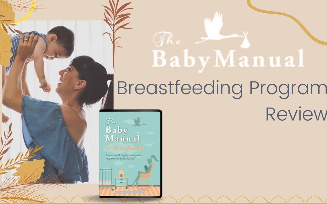 The Baby Manuel Breastfeeding Program Header